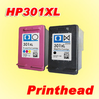 Wholesale HP301 XL CH563E CH564E INK cartridge compatible for HP Deskjet1000 se se freeshipping