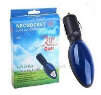 Fuel Saver   10pcs Fuel Economizer Save Gas 10%-30% NeoSocket Power Plug Style gas saver with Retail