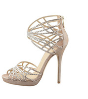 Wholesale new arrive fashion high heel cm KIDSUEDE women shoes party women wedding Sandals