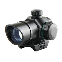 Wholesale Tactical Hunting Holographic mm Rail Red Green Dot Sight Scope With Integrated Sunshade