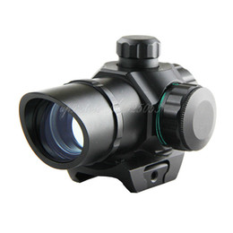 Tactical Hunting Holographic 20mm Rail Red Green Dot Sight Scope With Integrated Sunshade