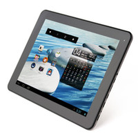 Wholesale Ployer MOMO11 Speed RK3066 Tablet PC Android Inch IPS Screen GB Bluetooth HDMI Dual Camera Gray