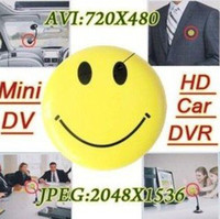 Wholesale Smile Face Spy Cameras P avi HD Mini Hidden Cam Digital camera smile Video Recorder DVR Spy