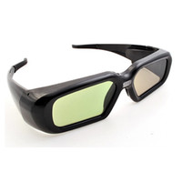 Wholesale 3D Active IR Shutter Glasses For LCD Projector C W