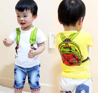 Boy printed shirt tee - Fashion Round Neck Shirts Child Clothing Short Sleeve T Shirt Children T Shirts Tee Shirt Cotton Shirts Kids Summer Printed Casual T Shirt