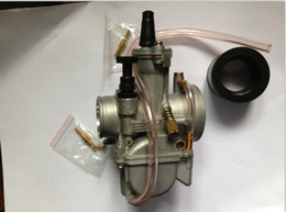 new carburetor 34mm 2- stroke racing flat side the OKO carb