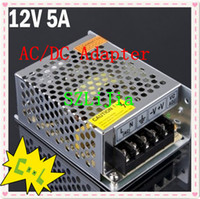 Wholesale DC V A W Switching Switch Power Supply Driver for LED Strip light Lamp