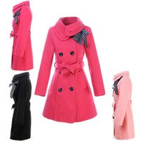 Coats Women Middle_Length Women's Double-breasted Luxury Winter Coat Outerwear Adeal #3351