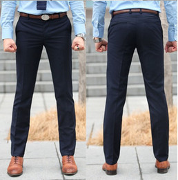 Wholesale 10pcs Drop shipping New Men Business Trousers Casual Pants Cheap Price Free Express CL209