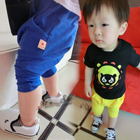 harem pants - Children Casual Pants Baby Wear Summer Shorts Harem Pants Fashion Candy Color Shorts Kids Pants Boys And Girls Casual Shorts Child Clothing