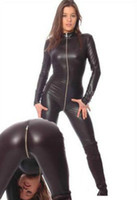 Wholesale Sexy and lycra stretch tight outside the black metal zipper L love love don t forget it S XXL