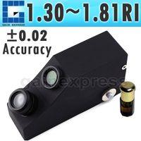 Wholesale GR B Gem Refractometer w Built in LED Light RI Oil Gemstone Identifier Tester Jewelry Tool