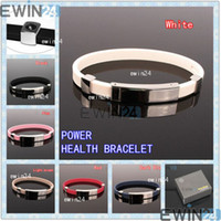 Hot Sale Power Titanium Ionic Magnetic Bracelet Band Sports ...