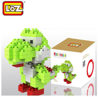 Wholesale New style Loz mini educational diamond block toys Classic role series Plastic block Building games toy for Kids