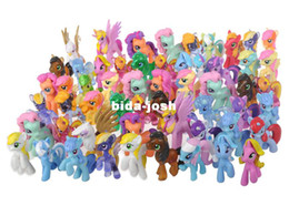 Wholesale My Little Pony of Mini Figures Random Distribution