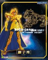 lc - New LC Saint Seiya Cloth Gold Leo Aioria Model Kit Action Figure MIB
