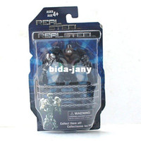 Guangdong China (Mainland) basic movie - Retail Real Steel Movie Basic quot Action Figure Wave ZEUS