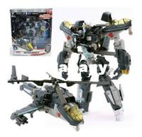 Gray autobots car - Revenge of the Fallen Hasbro Genuine MechTech Voyager Robots Skyhammer Autobots Kid s Chidren Car Gift Toys Action figures