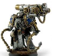 Wholesale Exquisite Forge World Warhammer k Models VALTHEX ASTRAL CLAWS MASTER OF THE FORGE Warhammer Resin