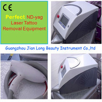 Wholesale Q Switched nd yag laser tattoo removal for skin whiten acne removal tattoo machine laser beauty equipment