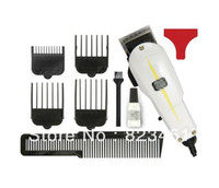 Wholesale wholesales Best Professional Electric Hair Clippers Hair Cutting Machine Barbers use V V
