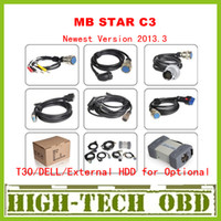 Wholesale 2013 A quality MB Star C3 diagnostic tool xentry for car truck multilanguage Version