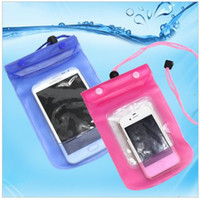 Wholesale Waterproof Mobile Phone Pouch Dry Bag PVC Case for iphone Kayak Boat Cell Phone Money Hot Sell