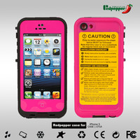 Wholesale redpepper red pepper Case For Iphone S S Case Water proof Case Retail Packaging
