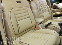 Wholesale Car Cushion Seat Cushion Durable Genuine Leather Seat Covers and Supports Comfort Design