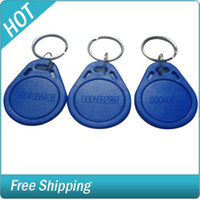 Wholesale 125Khz EM4100 Compatible RFID Keyfob Token Key Tag per bag
