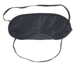 Wholesale Motorcycle Goggles Airsoft Glasses Eye Mask Shade Nap Cover Blindfold Travel Rest Skin Health Care Treatment Black Sleep AAAA quality