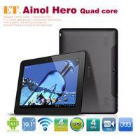 Wholesale Ainol Novo Hero II inch IPS Quad Core Android Tablet PC ATM7029 GB GB HDMI