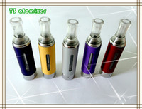 Cheap Electronic Cigarette mt3 atomier Best Atomizer Red mt3 cartomizer for ego