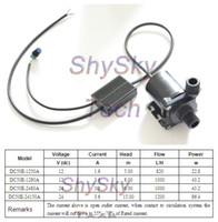 Wholesale 3pcs V Water circulation pump High Lift M Flow LPH Low noise For car cooling Hot water pumping circulant