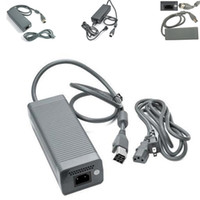 Wholesale Power AC Adapter For Xbox Console Original V W With Power Plug Cable