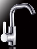 Wholesale Rotatable Mixer Tap Chrome Single Handle Kitchen Faucet curtains u10 uw