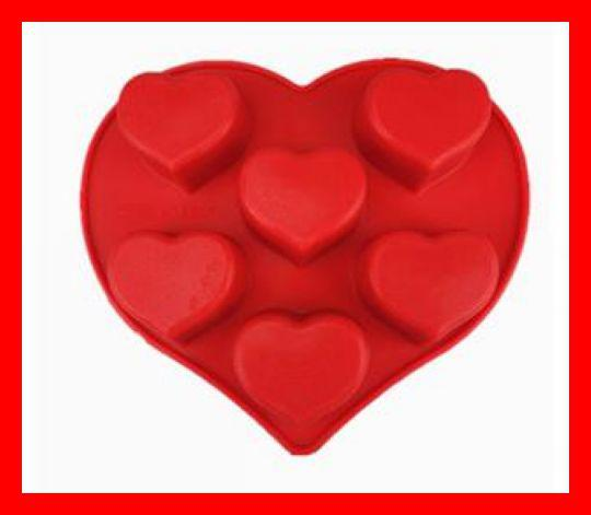 Heart Candles Candle Moulds Heart Shaped