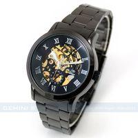 Wholesale tungsten steel hollow mechanical watches classic band watch Mechanical watch mens watch luxury watches