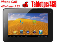 Wholesale HK post inch gsm phone call tablet pc Bluetooth android tablet PC MID PZ