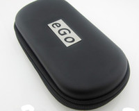 Cheap Ego Case with Zipper L M S Size Ego Box Ego Bag for Electronic Kit Cigarette 10 Colors
