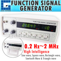 Wholesale VC Digital Function Signal Generator Hz MHz with Frequency range Sine Square Rectangle Sawtooth and Triangle Wave Form