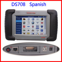 Wholesale 100 Original Autel Maxidas DS708 Spanish Version with Free Online Update