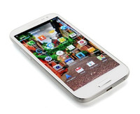 Wholesale DHL Freeshipping iNew i7000 inch HD Capacitive Screen Android Quad Core GHZ MTK6589 G RAM G ROM Smart Phone