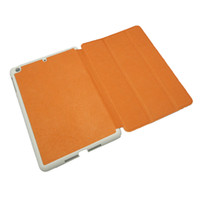 For Apple For Ipad 2/3 PVC High Quality Cheap Smart Cover Magnetic Smart Cover Case For New iPad mini Stand Holder