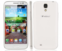 Wholesale iNew i7000 inch HD Capacitive Screen Android Quad Core GHZ MTK6589 G RAM G ROM Smart Phone DHL