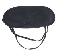 Wholesale Eye Mask Shade Nap Cover Blindfold Sleeping Travel Rest good quality
