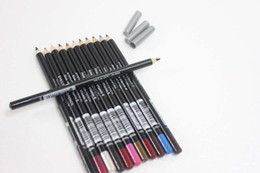 Wholesale new waterproof vitamin e soft eye lip liner pencil g