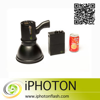 Wholesale iPHOTON LC402 Portable Photography Location Lighting W Powerful DC Outdoor Flash Wedding Photography Equipment Photographer Equipment