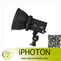 Wholesale iPHOTON LC403 Location Lighting Adapted IGBT Technology Only kg Flash Head Photographic Lighting Kits Wedding Photography Equipment