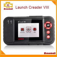 Wholesale 2014 Original Launch creader VIII creader CRP129 code reader OBDII EOBDII CRP for Engine transmission anti lock braking system airbag